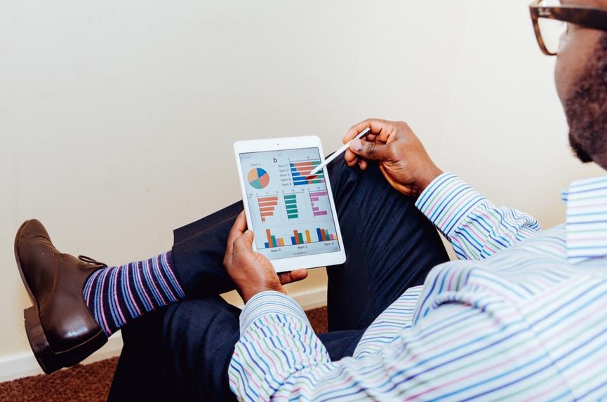 财务数据可视化