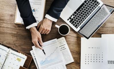 企业财务部门的业绩 1